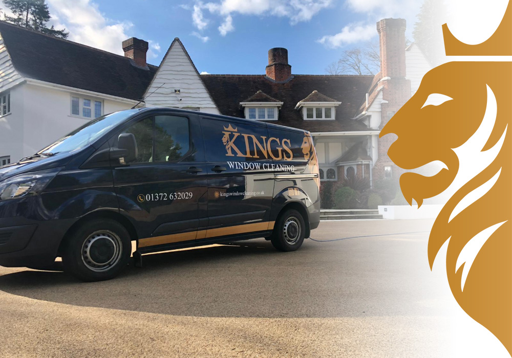 kings window cleaning surrey