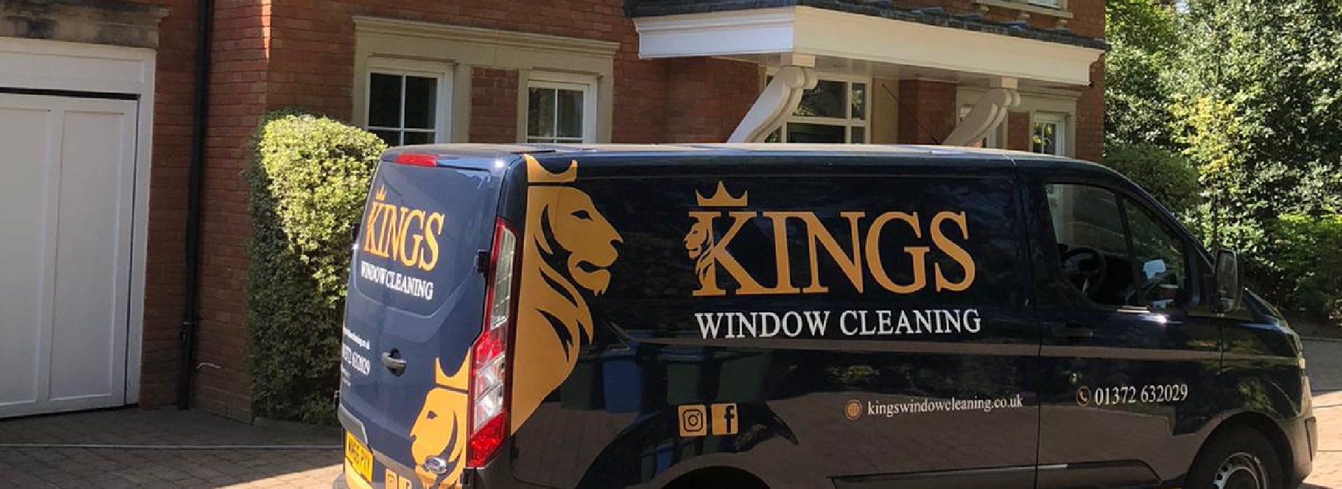 window cleaner surrey